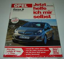 Reparaturanleitung Opel Corsa D Benzin Turbo LPG + Diesel CDTI ab 2013 NEU!