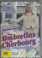 THE UMBRELLAS OF CHERBOURG - NEW & SEALED DVD - FREE LOCAL POST
