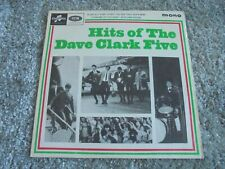 Dave Clark Five - Hits Of The Dave Clark Five 1964 UK EP COLUMBIA