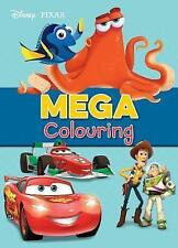 Disney Pixar Mega Colouring by Parragon Books Ltd (Paperback, 2017)