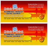 Boat Bog 100g - Emergency safety equipment - leak plug (2 for $26.95) (2BtB100W)