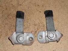 John Deere 14SE 21 Inch Green Deck Mower Front Wheel Brackets