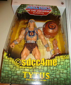MOTU Classics Tytus 12-Inch Heroic Giant Action Figure Masters of the Universe