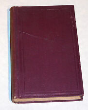 A Blind Man's Offering by B. B. Bowen 1878 Signed Inscribed by Blind Author Rare