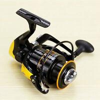 12 + 1BB Speed Spinning Reel Metal Spool for Saltwater Freshwater Fishing
