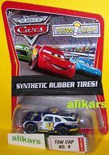 O - TOW CAP - No 4 Piston Cup Disney Cars coche race auto diecast racer car toy