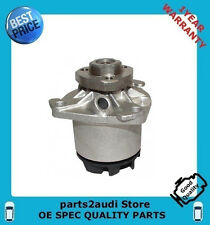 JETTA GOLF CORRADO PASSAT  VR6 V6 2.8 WATER PUMP 021121004A  METAL IMPELLER