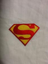 Superman of Steel Motorcycle Biker Clark Kent Super Hero Hat Shirt Vest Patch