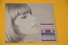 "7"" 45 (NO LP ) SOLO COPERTINA MARISA SANNIA SONO INNAMORATA ORIG ITALY '60 EX"