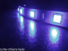 """SATURN PURPLE 12"""" 5050 SMD LED STRIPS  NEW  2 STRIPS"""