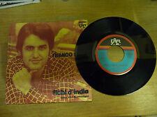 "FRANCO RAELE""FICHI D'INDIA-disco 45 giri CAR 1972-PROG Italy"""