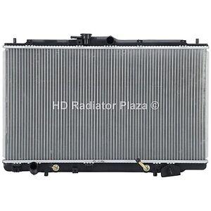 Radiator For 98-02 Honda Accord V6 3.0L 99-01 Acura TL 3.2L Coupe Sedan LX EX