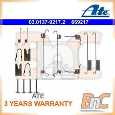 ATE REAR BRAKE SHOES ACCESSORY KIT FORD MAZDA OEM 03013792172 6920296