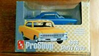 2000 ERTL AMT ProShop 1966 Chevy Nova 1:25 Scale Plastic Model Kit 31218