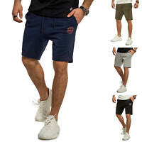 Jack & Jones Herren Sweat Shorts Trainingsshorts Sporthose Sommerhose Bermudas