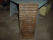 VINTAGE BARN BOARD LUMBER 100+ YEAR OLD WOOD CRAFTING SIGN 34 X 13 1/2 LOT 33
