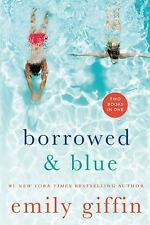 Something Borrowed and Blue Emily Giffin Book Paperback NEW 2 Novels Collection