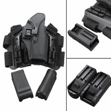 Tactical Drop Leg Holster Pistol Serpa Right Hand For Glock 17 19 22 23 31 32