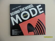 Depeche Mode 'Behind The Wheel' 'Route 66' Rare US 7 Track Remix CD Single NM