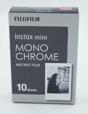 Fujifilm instax mini Monochrome Instant 10 Pack f/ Mini, LINK, LiPlay 08/19
