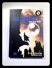 DC Comics The New 52 Poster Collection 40 Removable Posters Lootcrate June 2017