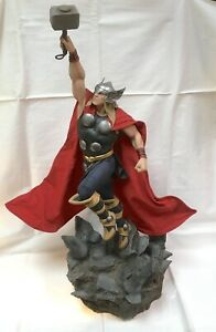 Sideshow Avengers Assemble Series Thor Statue Collectors Edition 2017