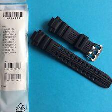 Casio Uhrband G-1000, G-1010, G-1100, G-1500, G-1200, G-1250 schwarz Band Strap