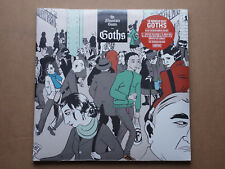 """Mountain Goats - Goths deluxe coloured vinyl double LP + 12"""". New and sealed.(3)"""