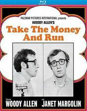 Take The Money and Run - Blu-ray Region 1