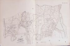 KINGSBRIDGE, FORDHAM, SPUYTEN DUYVIL BRONX ZOO JEROME RACETRACK MAP