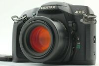 [ Near Mint+5 ] Pentax MZ-S Black Body + FA 50mm F1.4 AF Lens JAPAN