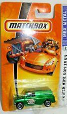MATCHBOX 2007 MBX METAL, 1965 AUSTIN MINI VAN #31 (55th Anniversary Release)