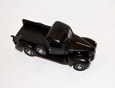 Franklin Mint 1940 Ford Pickup-Black 1:24 Scale-No Box
