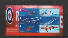 JERSEY 2014 Red Arrows Mini-sheet - SG 1852 - used