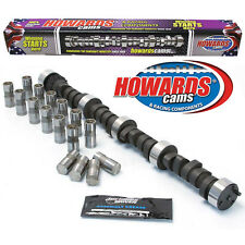 HOWARD'S BBC 336/316 539/539 114°  American Muscle Solid Flat Tappet Cam Lifters