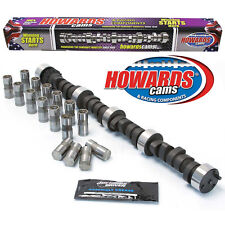 "HOWARD'S 2800-6600 RPM BBC 285/291 595""/606"" 110° Solid Flat Tappet Cam Lifters"