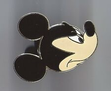 DISNEY CAST LANYARD SERIES 1 MICKEY MOUSE HEAD ANGRY PIN