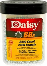 Daisy Bbs 2400 Pc Count / .177 Caliber / 1.86 Lb Container - Genuine