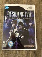 Resident Evil: The Darkside Chronicles (Nintendo Wii, 2009)