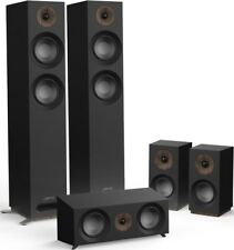 Jamo S807HCS Dolby Atmos Ready 5.0 Home Cinema Speakers System-Brand New