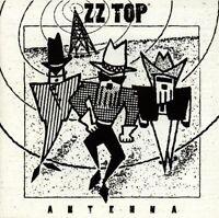 ZZ Top Antenna (1994) [CD]