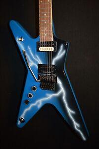 Dean Dimebag DFH CFH Dime From Hell Floyd ML Left Lefty Electric Guitar