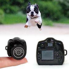 Mini Spy Hidden Camera Camcorder Video Recorder HD DV Web Support 8GB TF Card TL