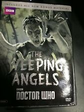 Doctor Who - The Weeping Angels (David Tennant) DVD