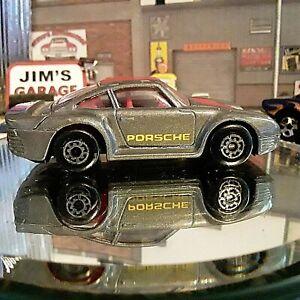 "Loose-1986 Matchbox ""Porsche 959"" 1:58 Diecast Scale Car Nice condition"