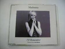 MADONNA - I'LL REMEMBER - BRAND NEW CD SINGLE GERMANY 1994