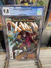 Uncanny X-men #266 Facsimile 1st Gambit CGC 9.8 NM/M Gorgeous Gem Wow 🔥