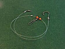 Surf Fishing Bull Redfish Rigs/Leaders - 7/0 8/0 10/0 Circle Hooks -100# Mono