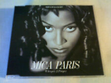 MICA PARIS - WHISPER A PRAYER - 4 TRACK UK CD SINGLE