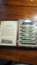 Model Power 0542 N Scale Evening Star Train Set/Box